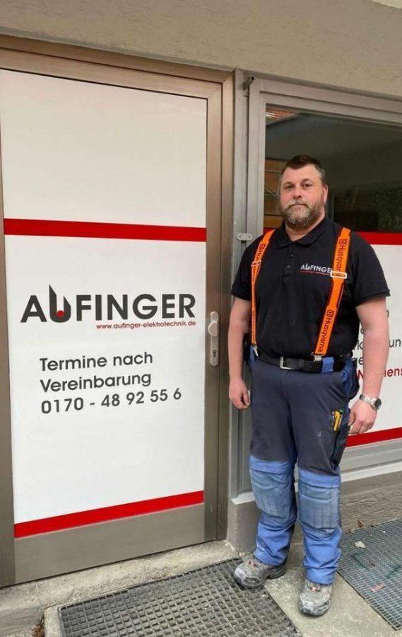 Elektriker in Peißenberg – Aufinger Elektrotechnik